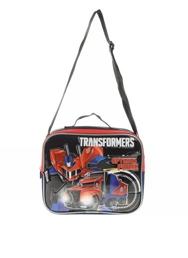 Transformers Beslenme Çantası Renkli